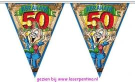 Vlaggelijn Abraham Stripes