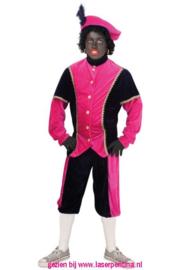 Piet pak roze-zwart pansamt