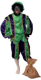 Piet Pansamt groen/paars
