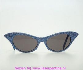 Glitterbril model A
