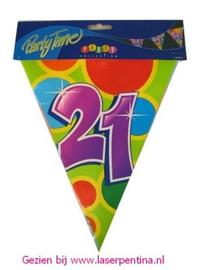 Vlaggenlijn '21'