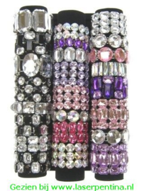 Strass Armband luxe assortie