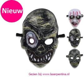 71350Halloween Masker assorti