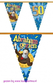 Reuzenvlaggelijn Abraham