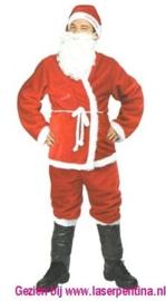 Kerstmanpak plushe