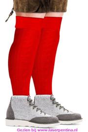 Kousen Tirol rood