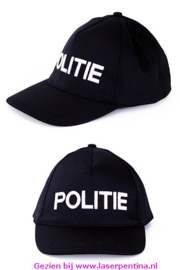 Baseball Cap Politie one size