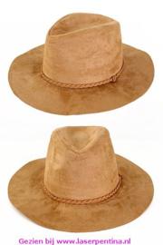 Cowboyhoed Indiana beige