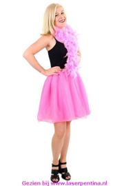 Tule rok deluxe pink