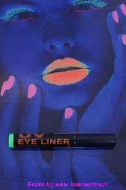 UV Neon Eyeliner green