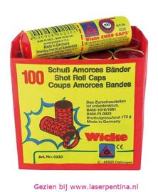 Ammorces 100 schots