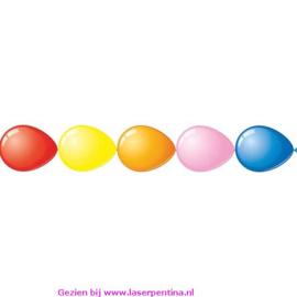 Doorknoop-ballonnen