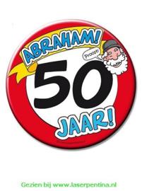 Button XL 50 Abraham