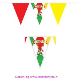 Vlaggenlijn Carnaval