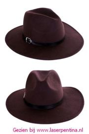 Cowboyhoed vilt Texas Ranger bruin