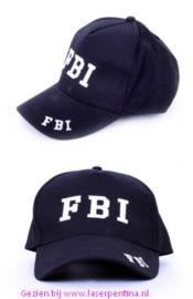 FBI Pet zwart
