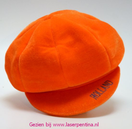 Achtpandspet oranje Holland