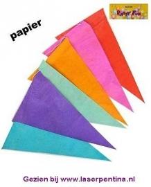 Vlaggenlijn papier