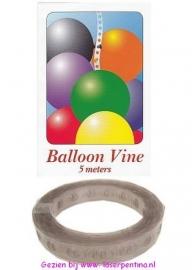 Ballon ophanglint