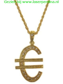 Collier euro groot