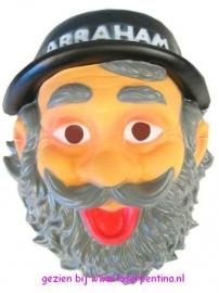 Abraham Masker + hoed