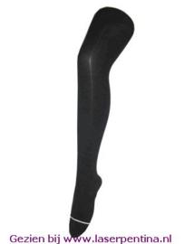 Panty effen zwart