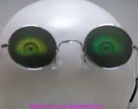 Bril met Hologram Ogen