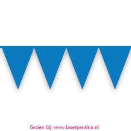 Vlaggenlijn effenblauw