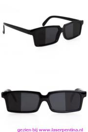 Achteruitkijkbril / Spygalsses