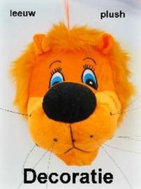 Hangdeco Leeuw oranje