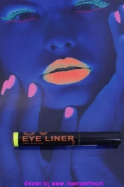 UV Neon Eyeliner yellow