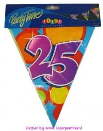 Vlaggenlijn '25'