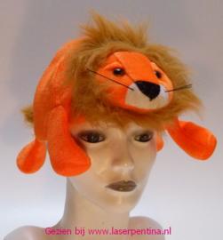 Leeuwenmuts oranje