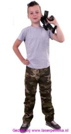 Camouflagebroek Comando