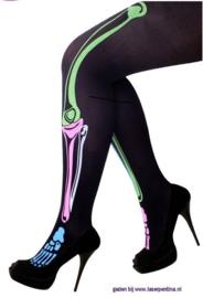 Panty Sugar Skull neon