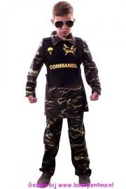Commando camouflage