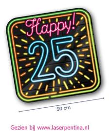 Huldeschild Neon  '25 '