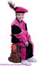 Piet roze-zwart Kind