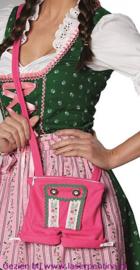 Tiroler Tasje Broek roze