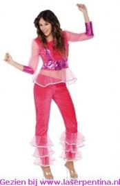 Disco Meisje roze