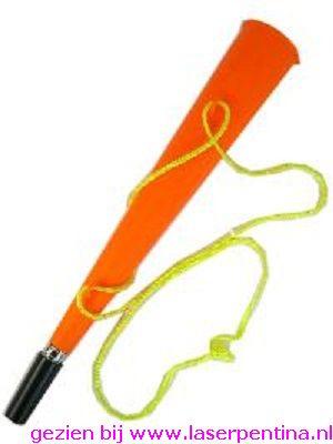 Oranje Supporterstoeter