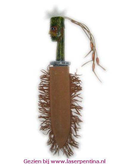 Indianendolk Totem