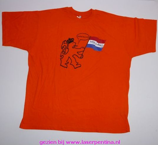 T- Shirt Aanvallen