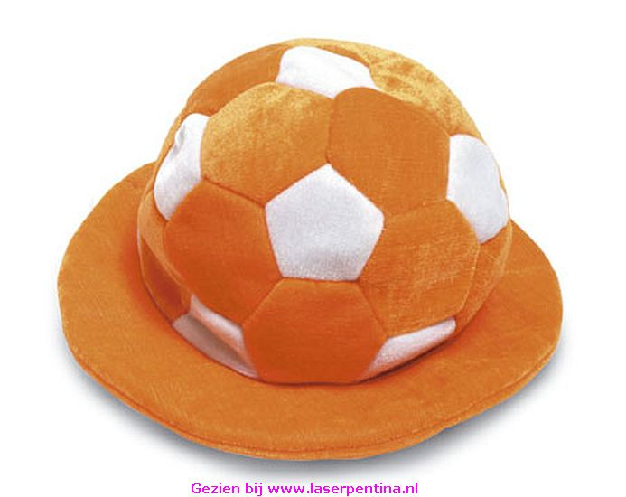 Voetbalhoed one size fits all
