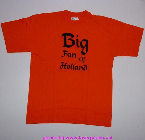 T- Shirt Big Fan
