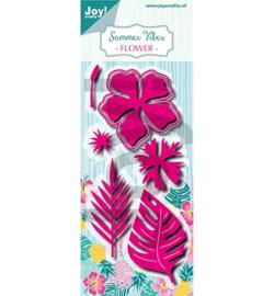 6002/1290 - Joy crafts - Summer Vibes Flower