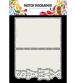470.713.735-Dutch Doobadoo Card Art Xmas- A5