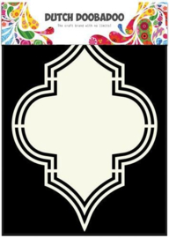 470.713.155 -Dutch Doobadoo Dutch Shape Art Morocco A5