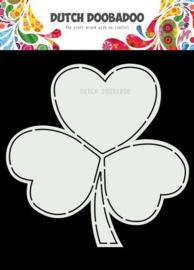 470.713.746-Dutch Doobadoo Card Art A5 Klaver