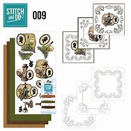 STDO09 - Stitch and Do 9  Bier und Wein
